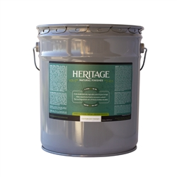 5 gallon pail, Exterior Finish