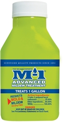 M-1 mildewcide for 1 gallon