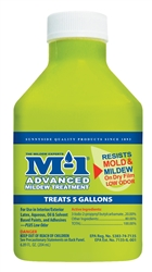 M-1 Mildewcide for 5 gallons