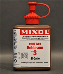 Mixol #03 Oxide Brown - 200ml