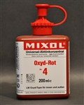 Mixol #04 Oxide Red - 200ml
