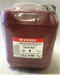 Mixol #4 Oxide Red - 5kg