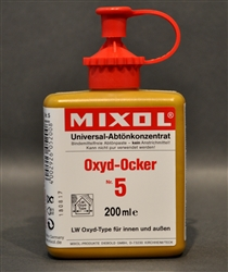 Mixol #05 Oxide Yellow - 200ml