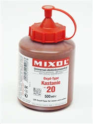 Mixol #20 Oxide Chestnut - 500ml