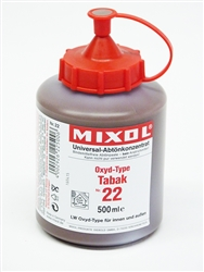 Mixol #22 Oxide Tobacco - 500ml