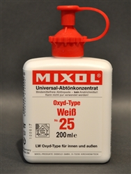 Mixol #25 White - 200ml