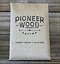 Pioneer Wood Patina - for 1 quart