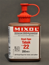 Mixol #22 Oxide Tobacco - 200ml
